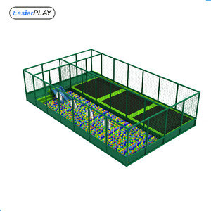 OEM Service Support Customized Kids Indoor Trampoline Park