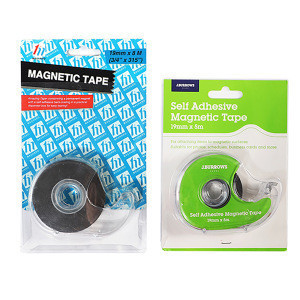 Office and School Supply Convenient Design Factory Price Magnetic Tape With Dispenser