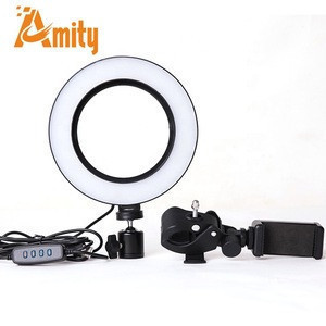 Professional Audio, Video, Studio ABS Shell Adapter Powered LED Light LED Ring Light