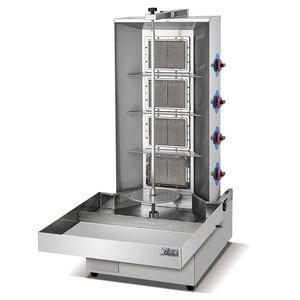 Shawarma Equipment Philippines Robot Machine For Meat and Bread