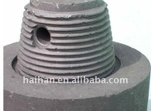 Super China Manufacturer Carbon Graphite Electrode With Nipples For Arc Furnaces