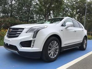 Used chinese Cadillac XT5-28T car second hand petrol car . . .