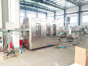 Well Designed Automatic PET Bottle Drinking Water Filling Machine Capping Machine With Low Consumption