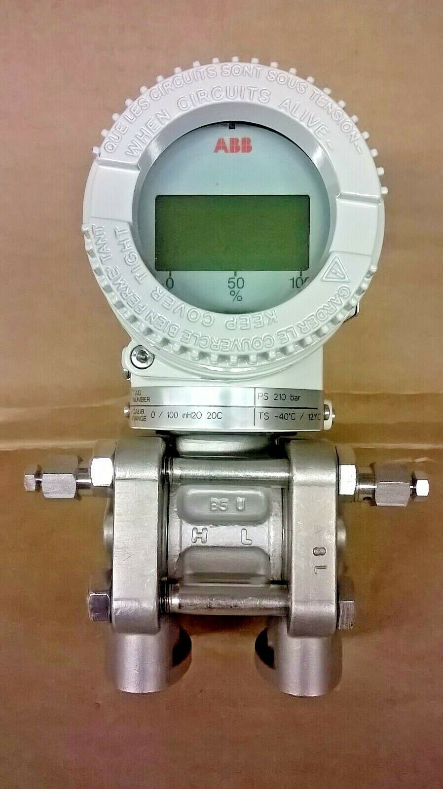 Pressure transmitter ABB 265VS