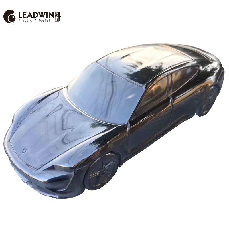 Aluminum die casting car model Porsche