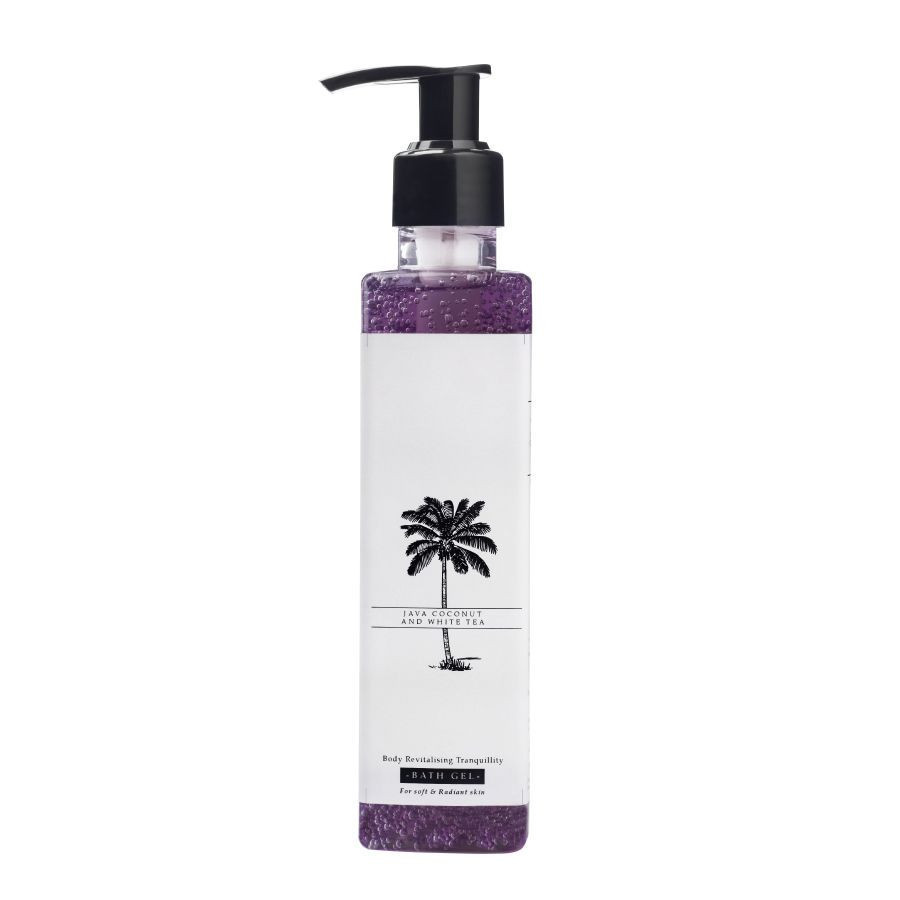 Timeless Beauty Secrets Organic Coconut & White tea Softening,Moisturizing,Luxury Hand & Body Wash