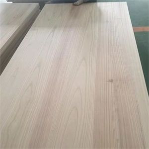 Factory supply solid paulownia wood boards