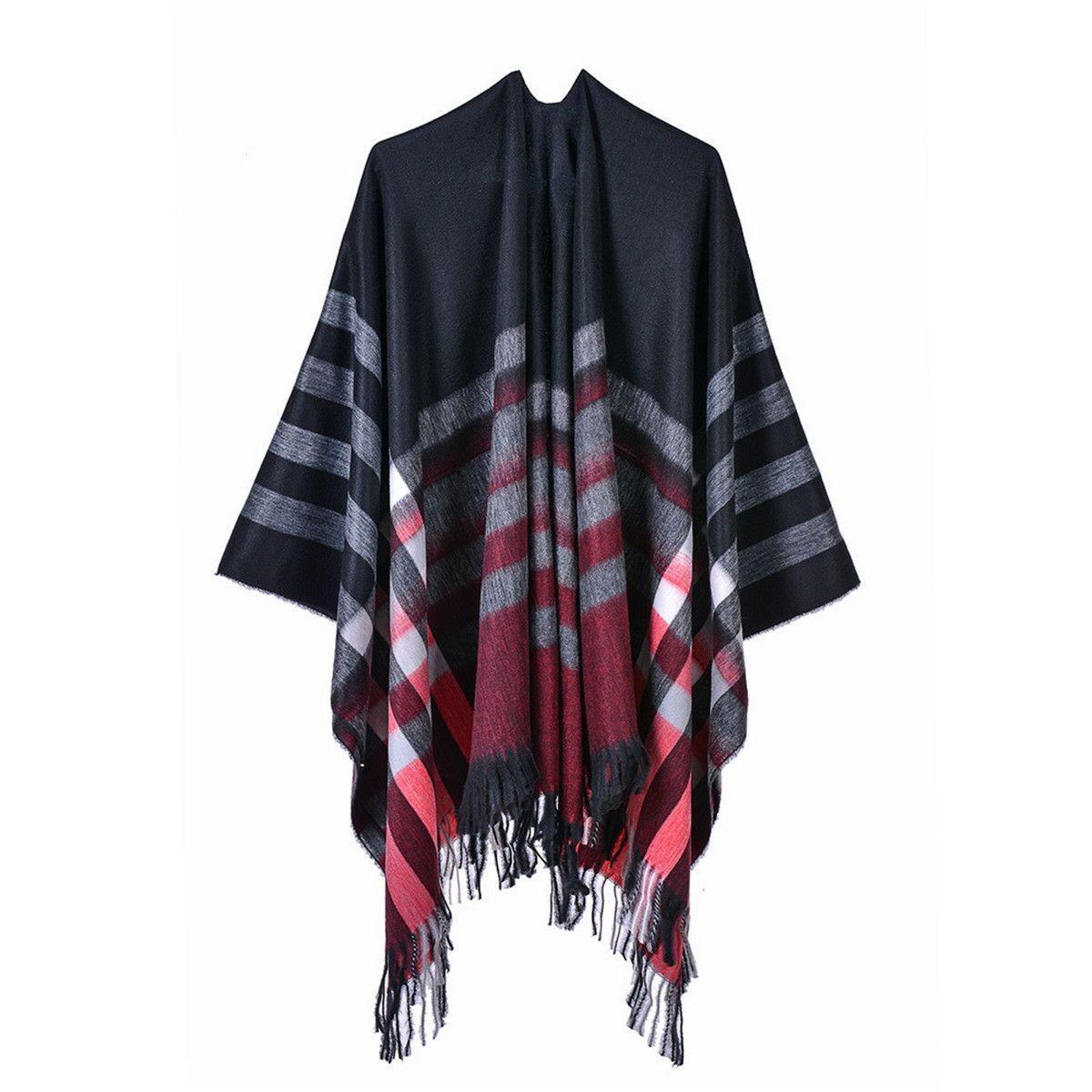 Scarf Wrap Shawl Gift Infinity - 2020 Travel Poncho Fashion