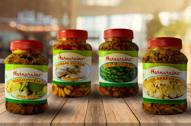 Pickles, Murabbas (Fruit Preserves), Sharbats (Juice/Squash), Gulkand, Glazed & Crystallised Fruits