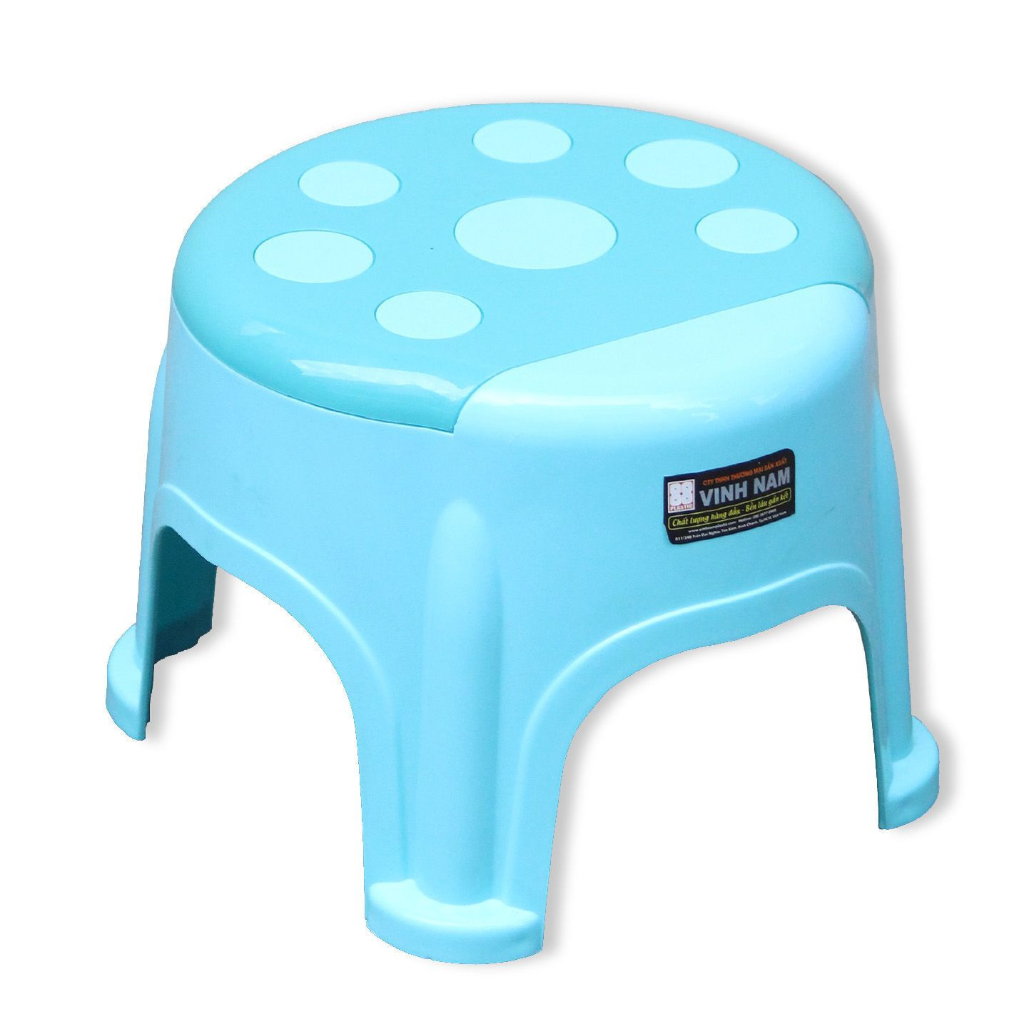 Wholesale Colorful Stool for Kids 8 inches high