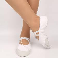 08B5B003 High Quality Dance Shoes Canvas Split Sole Ballet Shoes