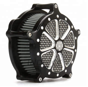 CNC Harley sportster air cleaner Kit For  harley iron 883 Harley Sportster XL1200 XL883 air filter