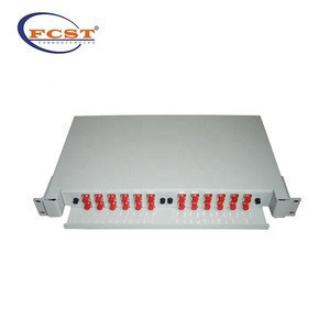 FCST03105 Drawer Style Dedicated Chip Fiber Patch Panel