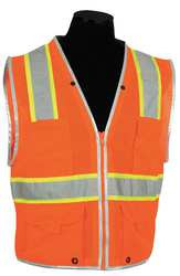 G4790 High Visibility Vest Class 2 M Orange