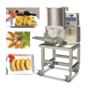 Hamburger forming machine hamburger bread making machine