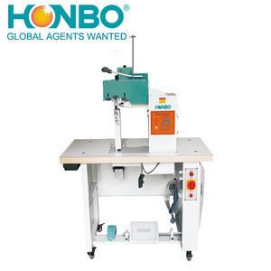 HB-928-1 automatic insole cementing/ folding Machine shoe machine leather machine