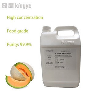 High Concentration Liquid Food Grade Original Honeydew Melon Flavor For Icecream Juice Candy