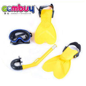 Hot sale kids diving swimming equipment free diving fins