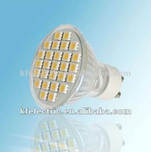 Led lamp cup 5050smd led light 230v