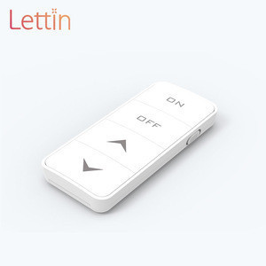 Lettin wireless Switch smart lighting electrical push button  smart home Wireless Remote Control Wall Switch 3V 220mAh