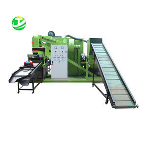 Low Price Scrap Copper Wire Stripping Separator Machine Used Cable Granulation System