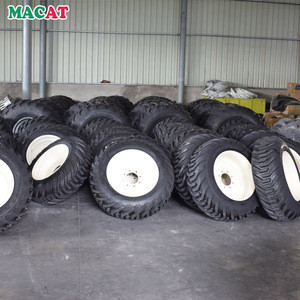 MACAT High flotation farm implement agricultural tyre Forestry Tire  rims cheap tires 360-60-22.5