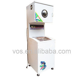 Multifunctional hotel and shop use Travel sneakers canvas shoes washing machine shoe cleaning equipment
