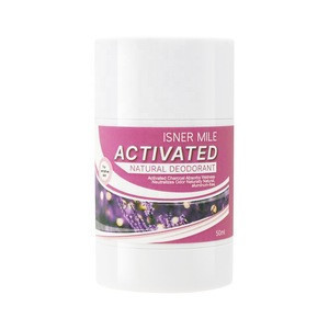 Natural Aluminum-Free Deodorant Stick Cruelty Free 100 natural lavender natural deodorant for female women