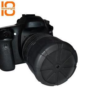 New Arrival Silicone Waterproof Lens Cap Universal Dustproof Camera Lens Cap