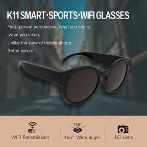 NEW Sunglasses Mini Camera Mini DV Camcorder DVR Video Camera HD 1080P For Outdoor Action Sport Video Mini Camera Glasses