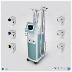 New technology wrinkle removal thermal RF anti aging machine