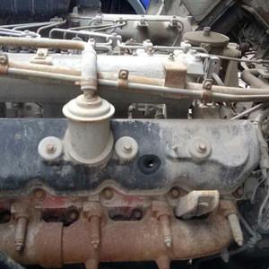 Original used engine assembly for Bus & Truck GIGA CXZ/10PE1 FVR/6SD1 and FVR/6HE1 24Valves
