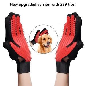 Pet Grooming Glove 255 Tips 259 Tips