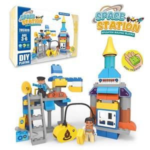 Plastic brick in OEM toy moulding types