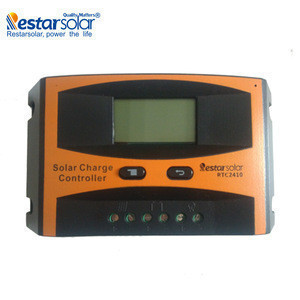 RESTAR 12/24v 20A Solar controller for Middle East market