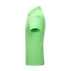 Top quality hot sales polo tshirts new design 100%polyester plain white  men polo t shirt