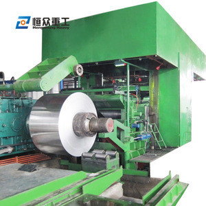 Used copper cold rolling mill strip