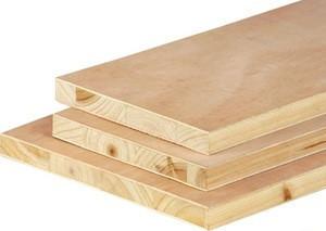 Veneer Block board, Falcata Core, 2sides AA Grade okoume Veneer block board