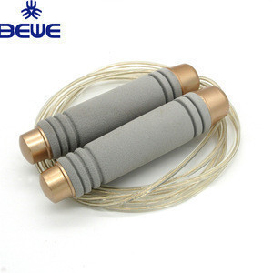 Wholesale Colorful Fitness Exercise Metal Heavy Jump Rope