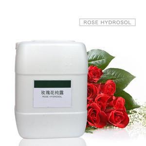 Wholesale Natural whitening moisturizing fresh organic Rose water hydrosol for skin care