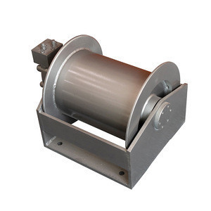 ZIHYD/THOTH Anchor Type Widely Used Marine Boat Hydraulic Winch with Remote