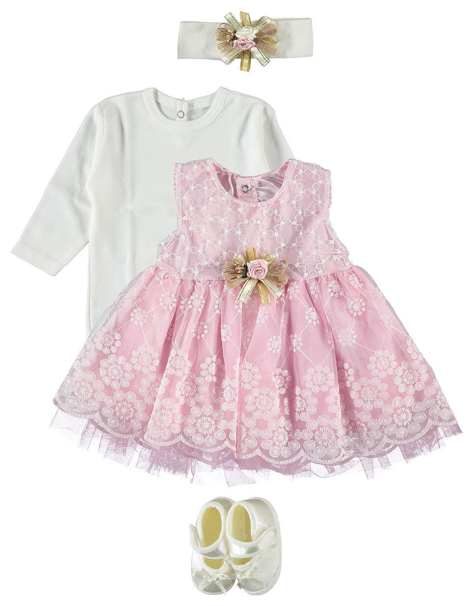Special Occasion Baby Dresses