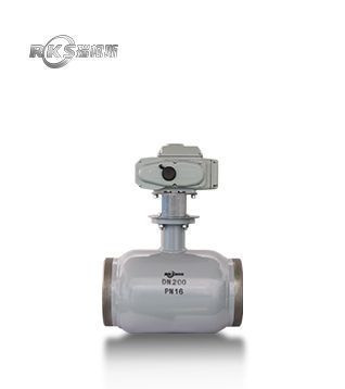 Ricks welded ball valve