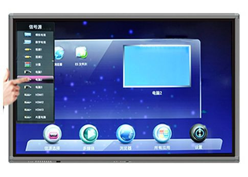 Touch Panel  Full touch menu Touch Monitor