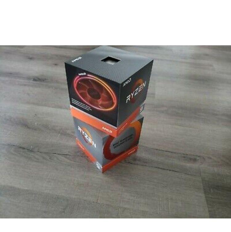 AMD RYZEN 9 3900X 12-Core 3.8 GHz (4.6 GHz Max Boost) AM4 CPU