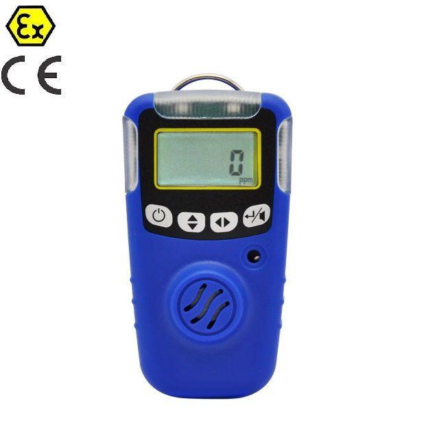 Portable oxygen gas detector