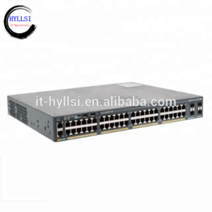 3850 Series 24 port SFP IP Base Network Switch WS-C3850-24S-S