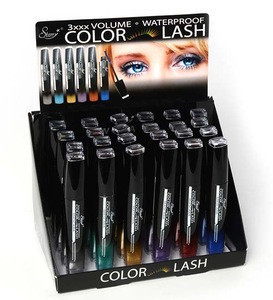 Assorted Color Lash Mascara Waterproof
