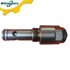 Auto Motor 200-6 pc200-7 swing motor valve , excavator hydraulic valves used for komatsu 6D95 engine