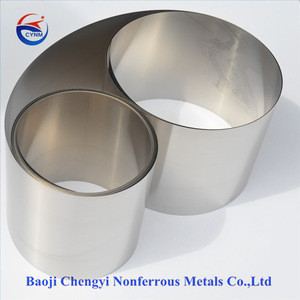 Best quality battery nickel strip with nickel ore price